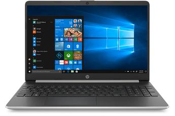 Hp PC portable HP 15S-FQ1007NF PROCESSEUR INTEL CORE I7 / MEMOIRE 8 GO/ STOCKAGE 512 GO SSD