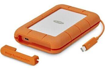 Lacie 2TB RUGGED THUNDERBOLT USB-C