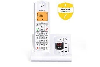 Alcatel F670 VOICE Blanc