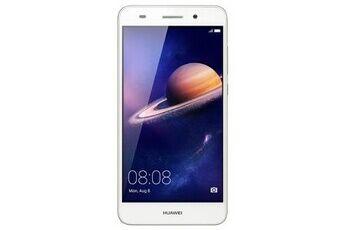 Huawei Smartphone 4G-LTE Dual SIM Huawei Y6-2 Blanc - Kirin 620 8-Core 1.2 GHz - RAM 2 Go - Ecran tactile 5' 720 x 1280 - 16 Go - Bluetooth 4.1 - 3000 mAh - Android 6.0