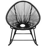 GENERIQUE Icaverne - fauteuils à bascule chic chaise à bascule de jardin... par LeGuide.com Publicité