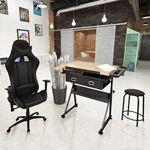 GENERIQUE Meubles de bureau ligne manille table à dessin à dessus inclinable... par LeGuide.com Publicité