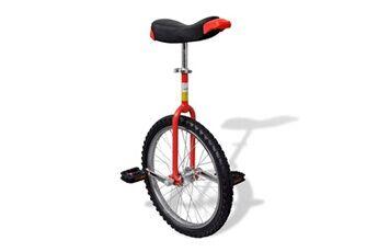 GENERIQUE Cyclisme famille alger monocycle ajustable rouge