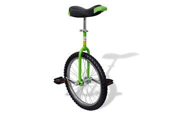 GENERIQUE Cyclisme selection berlin monocycle ajustable vert