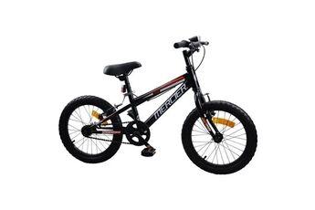Icaverne Vtt vélo 16 slooping noir monovitesse