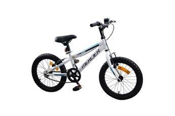 Icaverne Vtt vélo 16 slooping blanc monovitesse