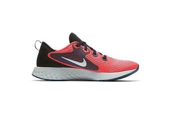 Dealmarche Chaussures de running pour adultes nike rebel react noir rouge