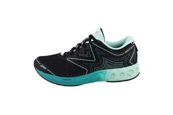 Dealmarche Chaussures de running pour adultes asics noosa ff noir bleu blanc