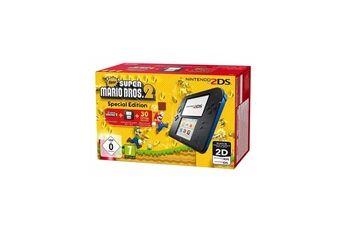 Nintendo 2ds hw + new super mario bros nintendo 221839 bleu