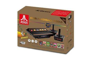 Atari Console retro atari flashback 8 + 120 jeux - édition gold 2017-2018 neuf sous blister