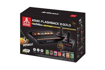Atgames Console retro atari flashback 8 hd activision edition