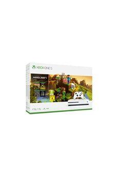 Microsoft Xbox one s 1 to minecraft creator