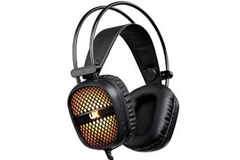 Generic Casque de jeu 3,5 mm usb filaire led lumière casque stéréo avec micro pour pcgaming headset 273