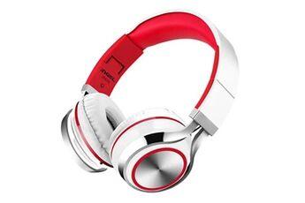 Generic Casque ecouteurs casque stéréo filaire avec micro pour smartphone mp3 / 4 whgaming headset 326