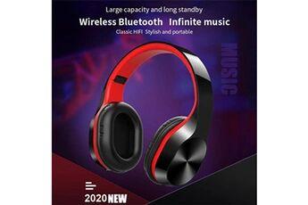 Generic Pliable sans fil bluetooth micro casque écouteurs stéréo casques d'écoute super bassgaming headset 73