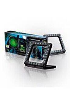 Thrustmaster Joystick - Thrustmaster MFD Cougar Pack - Ensemble de 2 panneaux multifonction USB pour simulation aérienne