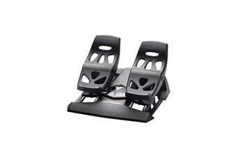 Thrustmaster joystick flight rudder pedals palonnier a glissieres pc/ps4