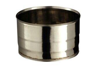 Poujoulat Tampon inox soi - diamètre : 180
