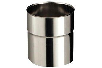 Poujoulat Adaptateur inox soi - diamètres : 130 f - 130 f