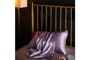 Generic Pure soie taie doux mulberry couvre soie beauté anti-âge 1pc accessoires literie pealer 179