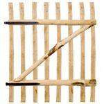 GENERIQUE Icaverne - portillons distingué portillon simple bois de noisetier... par LeGuide.com Publicité