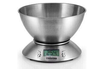 GENERIQUE Arts de la table et arts culinaires selection bichkek balance de cuisine 5 kg avec bol de mesure tristar