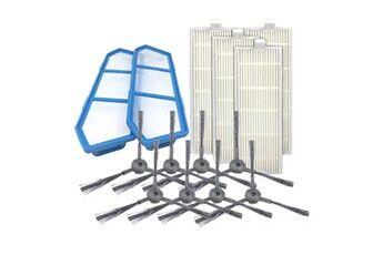 Generic Filtre passe primaire remplacement de la brosse latérale pour ilife a4 a4s a6 robot sweeper accessoires d'aspirateur 183