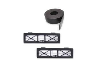 Generic Aspirateur accessoires mur de bande magnétique et filtre haute performance accessoires d'aspirateur 347