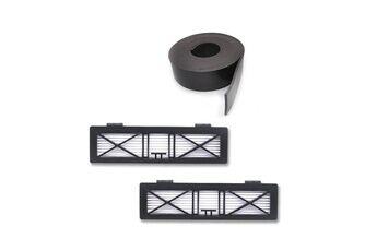 Generic Aspirateur accessoires mur de bande magnétique et filtre haute performance 257
