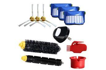 Generic Pièce de rechange pour roomba 600 536 551 552 528 aspirateur de collection accessoires d'aspirateur 161