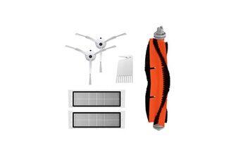 Generic Filtre brosse latérale brosse couverture de roulement pour xiaomi 1s & roborock t65 sweeper robot 222