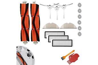Generic Filtres & brosse brosse latérale et hepa pour pour xiaomi 1s roborock t65 s6 vide accessoires d'aspirateur 343