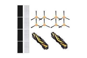 Generic Filtres & brosse brosse latérale et hepa pour ecovacs deebot n79 n79s robotique accessoires d'aspirateur 442