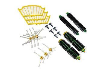 Generic Filtre brosse de rechange kit d'accessoires pour roomba 500 et robot de piscine accessoires d'aspirateur 673