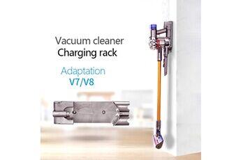 Generic Aspirateur dyson v7 v8 partie holder support de rangement brosse base de charge accessoires d'aspirateur 351