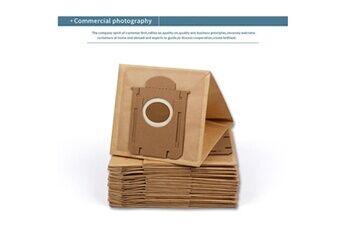 Generic Aspirateur papier filtre anti-poussières sacs pour philips fc8202 fc8220 fc9083 hr8360 gb accessoires d'aspirateur 355