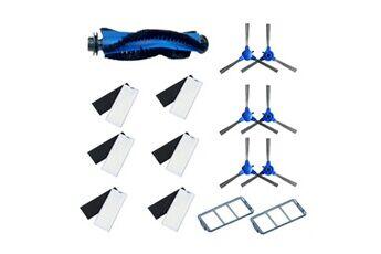 Generic Pour eufy robovac11s sweeper de brosses de remplacement brosse latérale filtre hapa batterie aspirateur pealer 58