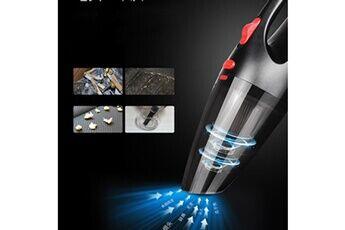 5000pa aspirateur à main de voiture 120w aspirateur à main portable à forte aspiration @he246