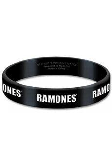 Rock Off Ramones gummy band: logo