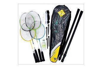 MTS Sportartikel 449516 Set de badminton familial pour 4 personnes