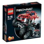 lego  Lego Monster Truck Lego Technic Monde imaginaire Lego Monster Truck... par LeGuide.com Publicité