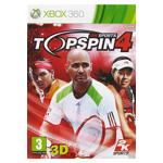 namco  2k Sports TOP SPIN 4 Jeux Xbox 360 2k Sports TOP SPIN 4 par LeGuide.com Publicité