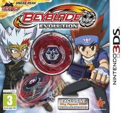 RISING STAR GAMES BEYBLADE : EVOLUTION - LIMITED COLLECTOR'S EDITION [IMPORT ANGLAIS] [JEU 3DS]