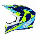 FIRST RACING Casque Vtt / Moto First Racing T3 Bleu  par LeGuide.com Publicité