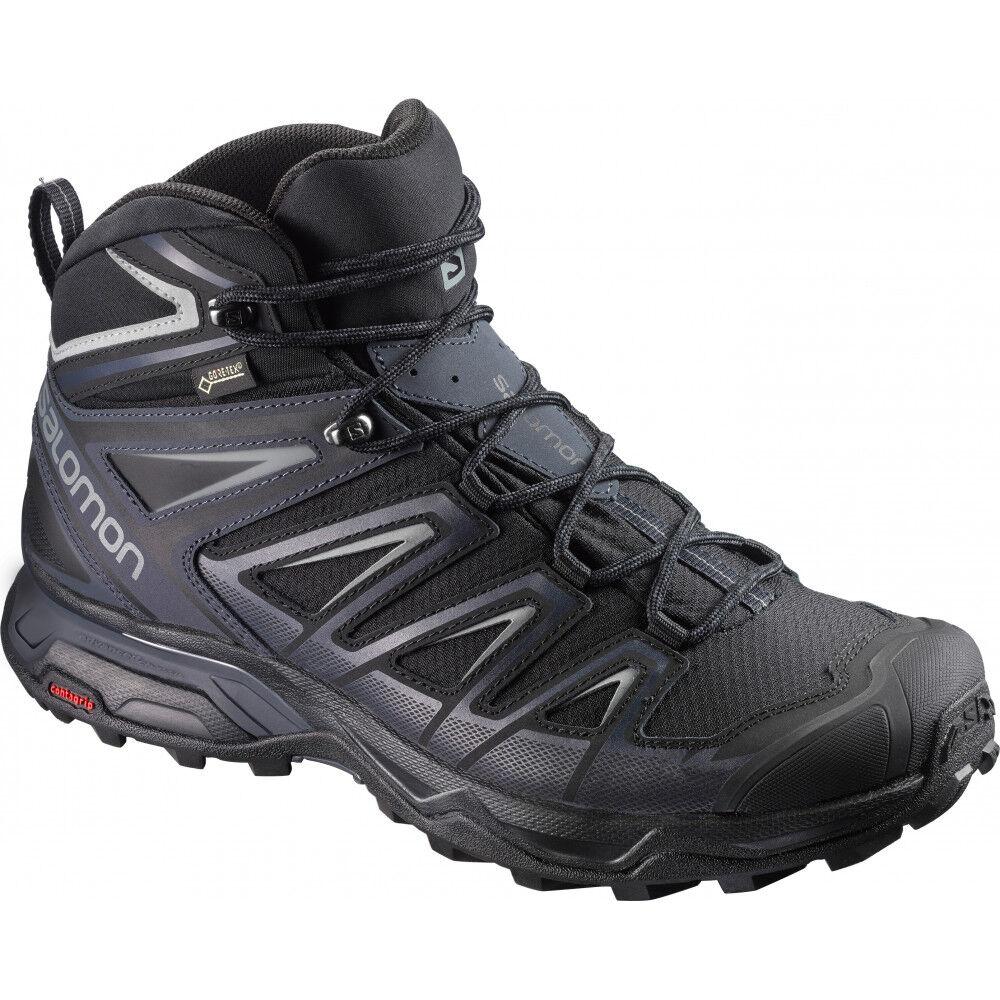 SALOMON Chaussures Randonnée Salomon X Ultra 3 Mid Gtx Black