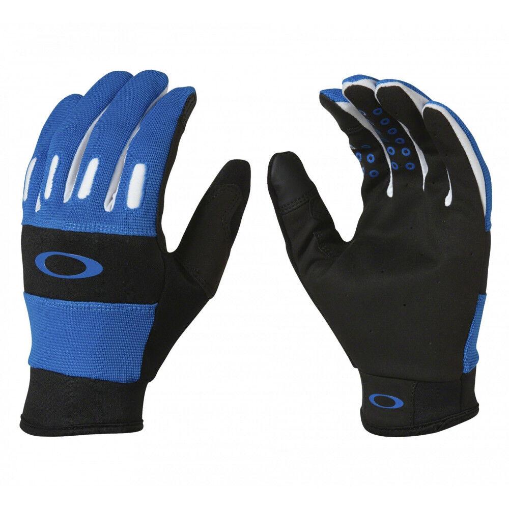 OAKLEY Gants Vtt Oakley Factory Glove 2.0 Blue Line