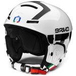 briko  BRIKO Casque De Ski Briko Faito Fisi White Black Casque de ski mixte... par LeGuide.com Publicité