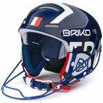 briko  BRIKO Casque De Ski Briko Slalom France Shiny Blue Casque de ski... par LeGuide.com Publicité