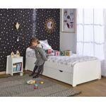 Ma Chambre d'Enfant Lit enfant gigogne Eden Blanc 90x190 cm Maman,... par LeGuide.com Publicité