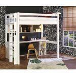 Ma Chambre d'Enfant Lit mezzanine enfant 2 places avec bureau Fynn... par LeGuide.com Publicité